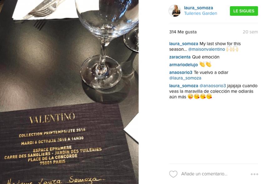 Laura Somoza Influencer Marketing Moda Marca como hacer marketing con influencers