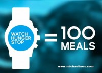 Michael Kors Watch Hunger Stop