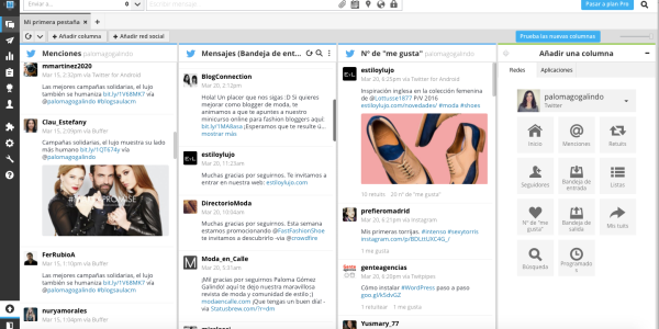 Hootsuite herramientas gratis gratuitas redes sociales rrss