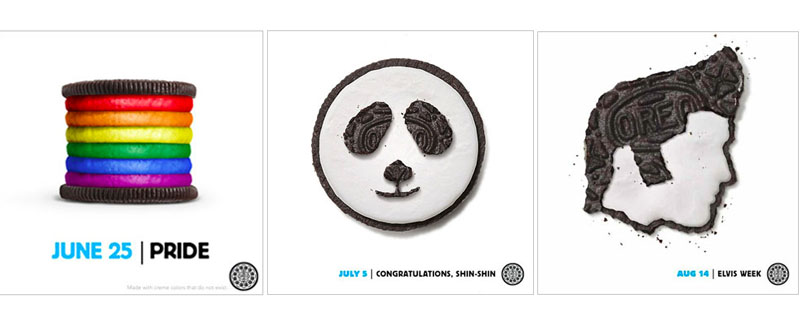 Campañas virales oreo video viral